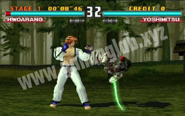 Tekken 3 Game:Free Download For PC 2021