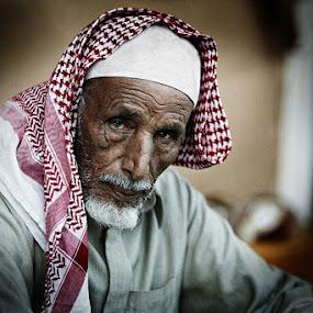 The ARAB by Gerico Canlapan - People Portraits of Men ( gerico canlapan. arab, janadriyah, man, saudi arabia )