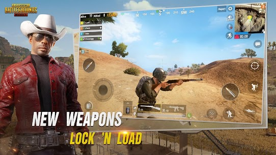 PUBG MOBILE MOD 0.5.0 (Unlimited Money) Apk + Data 3