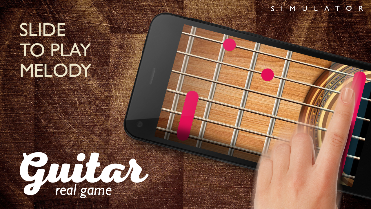 Guitar Melody Free- screenshot