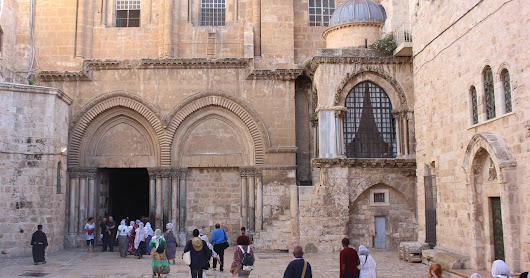 Day 7 of Pilgrimage in the Holy Land - Thursday 17th May 2018