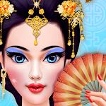 Chinese Makeup Salon Icon