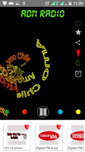 Radios FM Chile - náhled