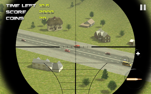 Sniper: Traffic Hunter screenshot 6