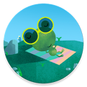 Frog Weather Shortcut icon