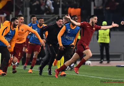 """La Roma y croit, """"mais Liverpool est plus fort que le Barça"""""""