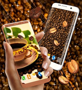 Coffee Live Wallpaper ☕ Beans HD Wallpapers 3