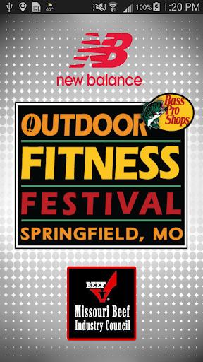 Bass Pro Outdoor Fitness Fest