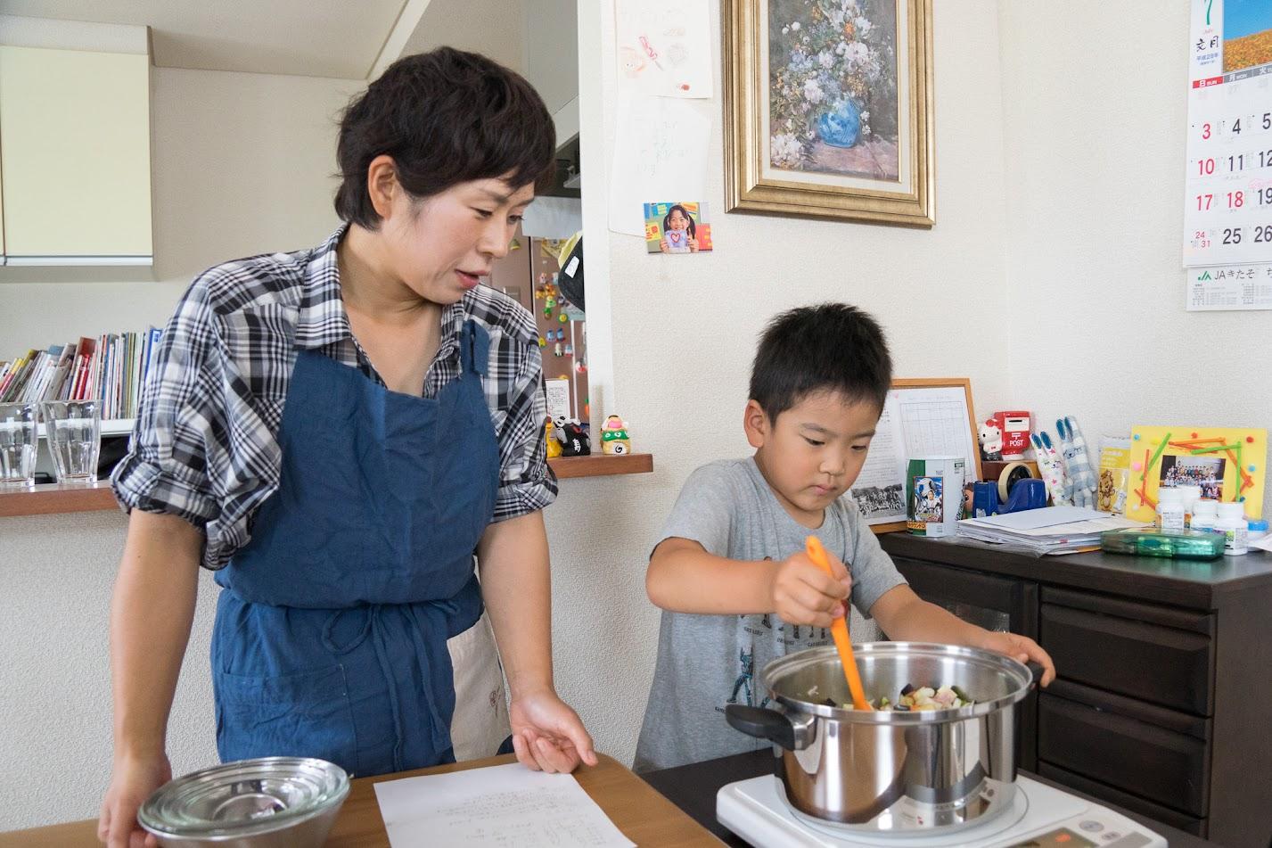 黒千石レシピ:黒千石のラタトゥイユ・作り方