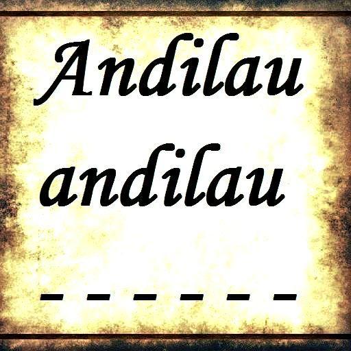 Andilau - Siti Badriah