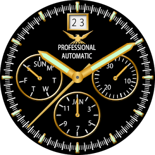 A29 WatchFace for Android Wear Smart Watch- screenshot thumbnail