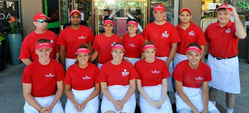 Photo: Pino`s Pizza`s wonderful 2014 crew (Minus a bunch who were not here for shot :(