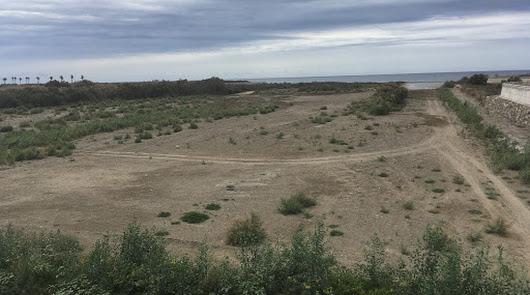 El agua desalada divide a regantes de la vega de Almería
