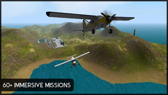 Avion Flight Simulator ™ Screenshot