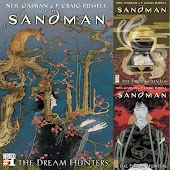 The Sandman:The Dream Hunters (2009)