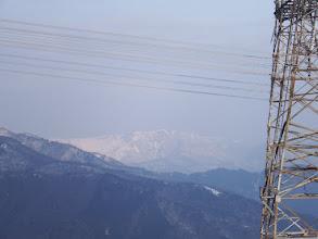 霊仙山の雪は多そう