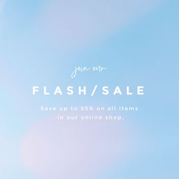 Flash Sale - Instagram Post Template