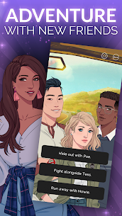 Fictif: Visual Novels Mod Apk (FREE PREMIUM CHOICES) 3