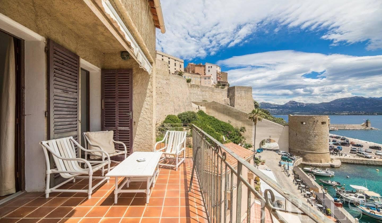 Appartement avec terrasse Calvi