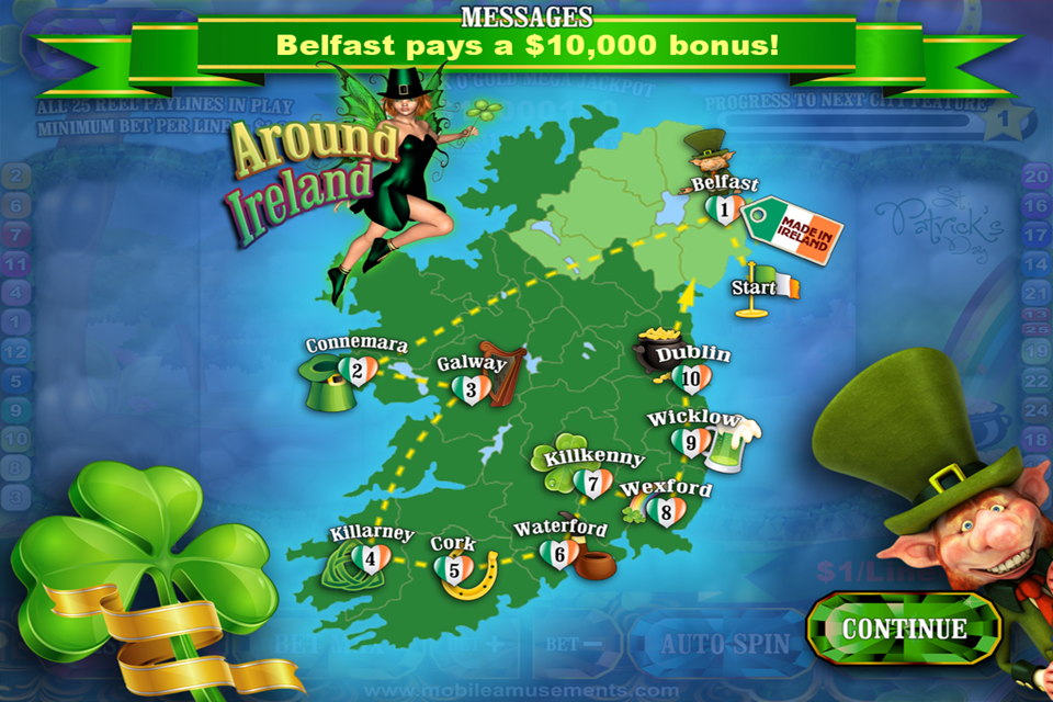 Crock O'Gold Rainbow Slots TV- screenshot