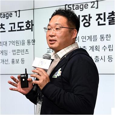 Photo of 이준성 부장