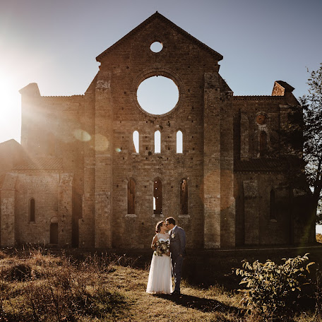 Wedding photographer Matteo Innocenti (matteoinnocenti). Photo of 01.10.2018