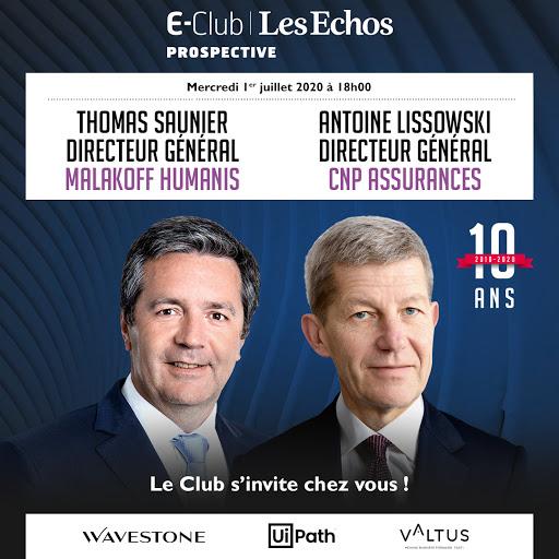 Thomas Saunier et Antoine Lissowski