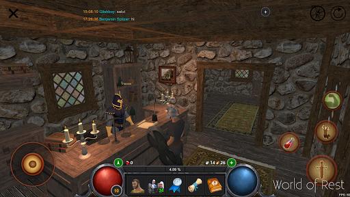 World Of Rest: Online RPG 1.34.2 screenshots 7