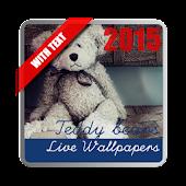 Teddy Bears Live Wallpaper