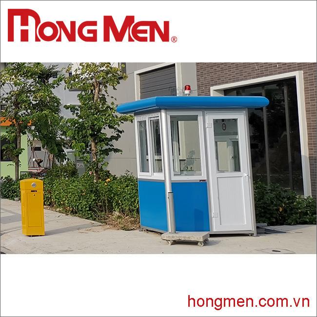 Báo giá bốt gác bảo vệ, cabin bảo vệ, nhà bảo vệ | HongMen