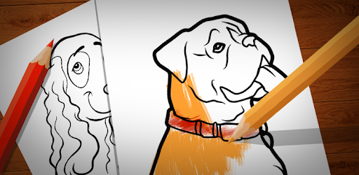 Dog Coloring Book - Aplicaciones en Google Play