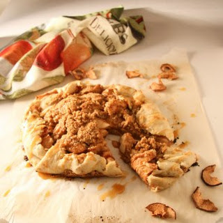Harvest Apple Galette