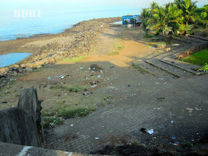 Photo: 2010-Area infront of fort