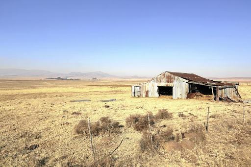 The farm that was given to the MK vets near Kokstad in the Eastern Cape is falling apart, while officials will not let the farmers even sell grazing rights to earn some cash.