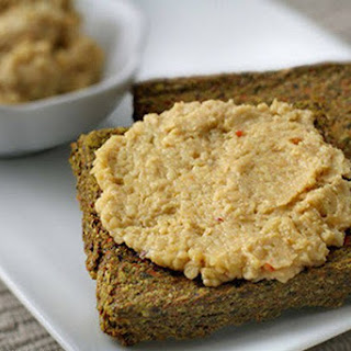 Creamy Zinger Garlic Spread [Vegan].