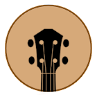Easy Ukulele Tuner icon