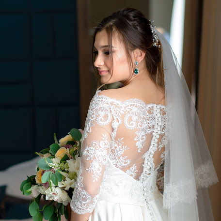 Wedding photographer Vitaliy Plotnikov (plotnikov100). Photo of 25.11.2017