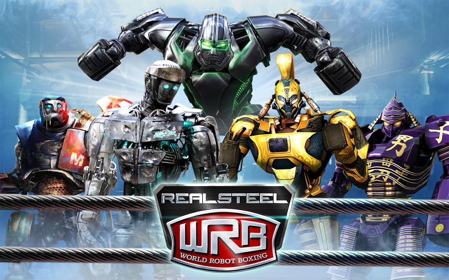 Real Steel World Robot Boxing- screenshot