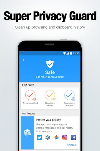 Virus Cleaner - Antivirus screenshot 8
