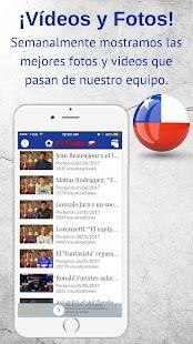 El Bulla - Futbol de La U - Universidad de Chile - náhled