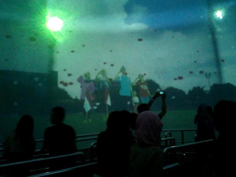Beskop 360º, a cinema with circular screen