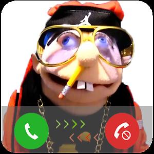 Download JEFFY : THE RAPPER PUPPET Fake Call Prank APK latest