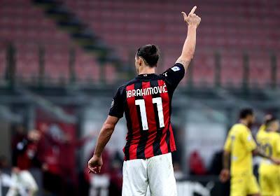 Zlatan Ibrahimovic is niet meer geblesseerd en speelt vanavond tegen ex-ploeg