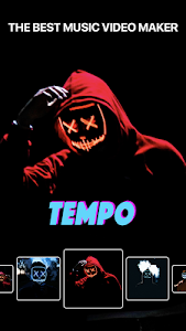 Tempo - Music Video Maker with Effects 2.1.0 (Full Unlocked)