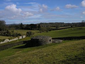 Photo: View from Newgrange