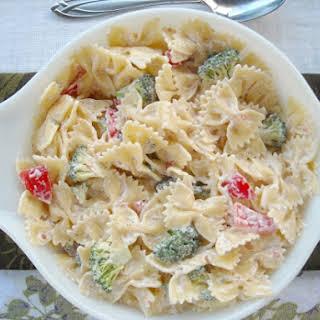 Pasta Medley Salad.