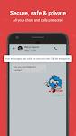 screenshot of hike messenger: Stickers, Hidden Chat, Timeline