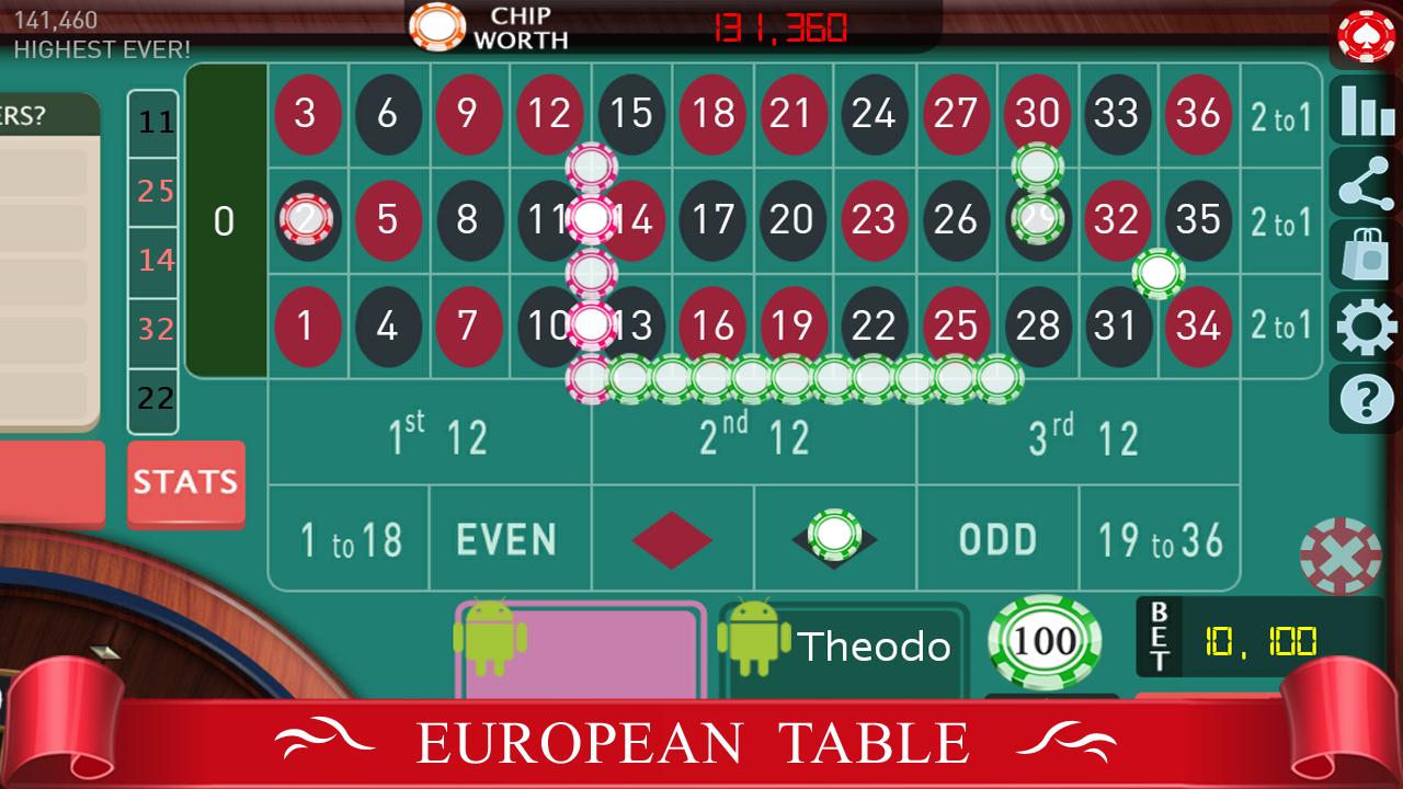 Roulette Royale - FREE Casino screenshot #4