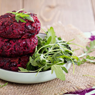 Beet Burgers For The Dinner