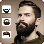 Man Mustache And Beard Changer